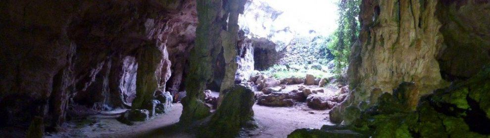 Blanche Cave