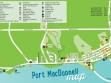 Port Macdonnell Tourist Map