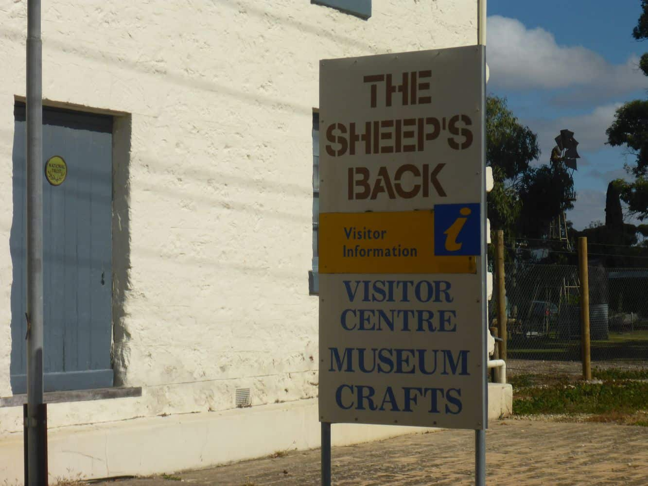 The Sheep's Back Museum 02