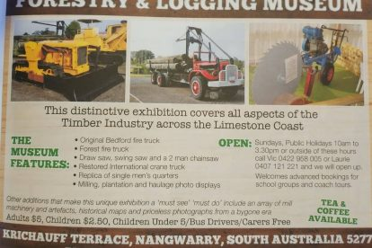 Nangwarry Forestry & Logging MUseum-01