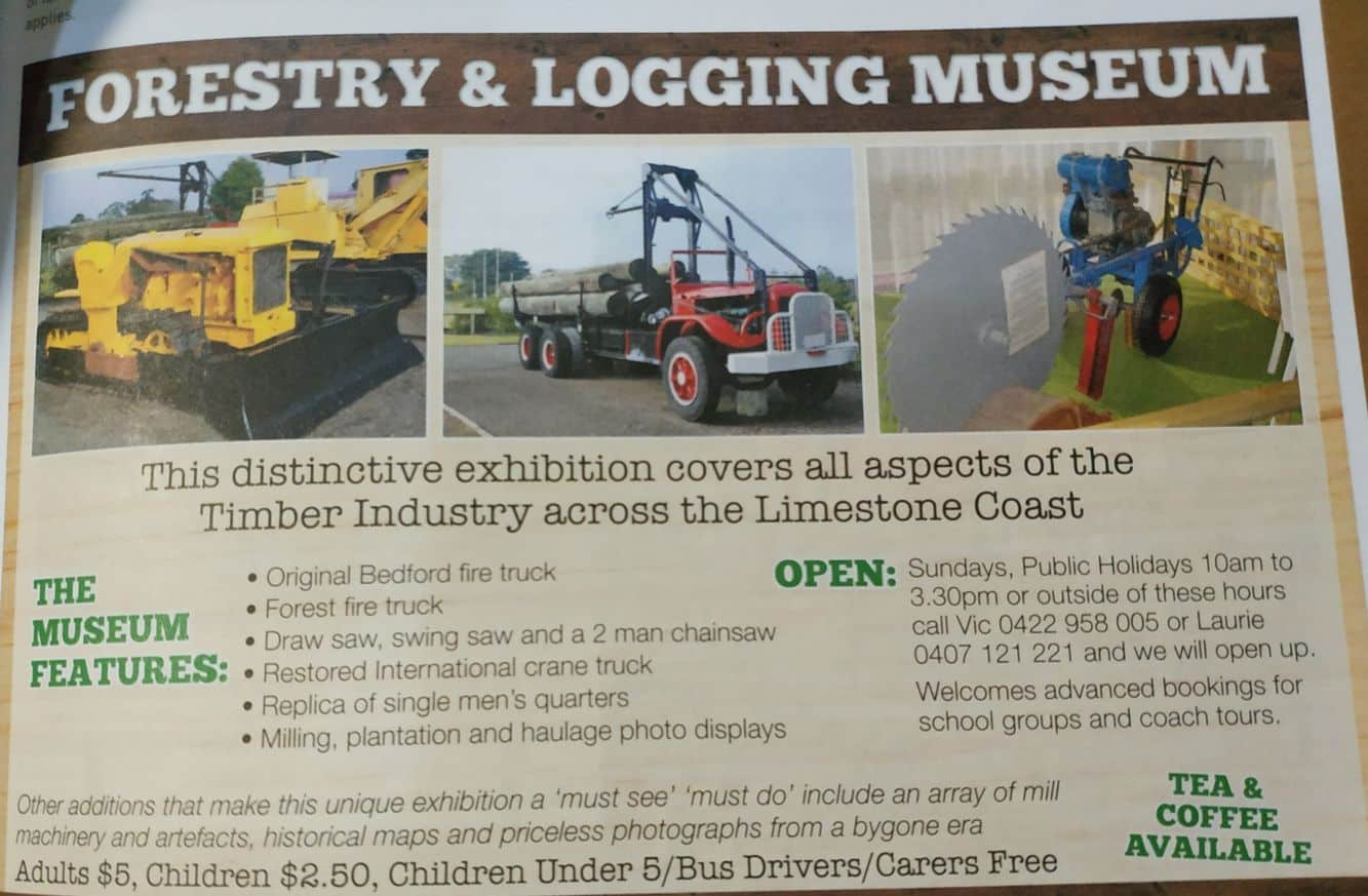 Nangwarry Forestry and Logging Museum 04