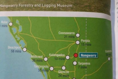 Nangwarry Forestry and Logging Museum 05