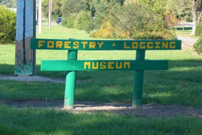 Nangwarry Forestry and Logging Museum 07
