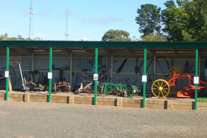 Nangwarry Forestry and Logging Museum 11