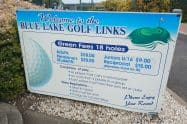 Blue Lake Golf Links
