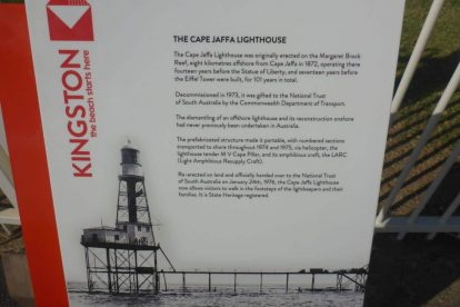 Cape Jaffa Lighthouse Museum 02