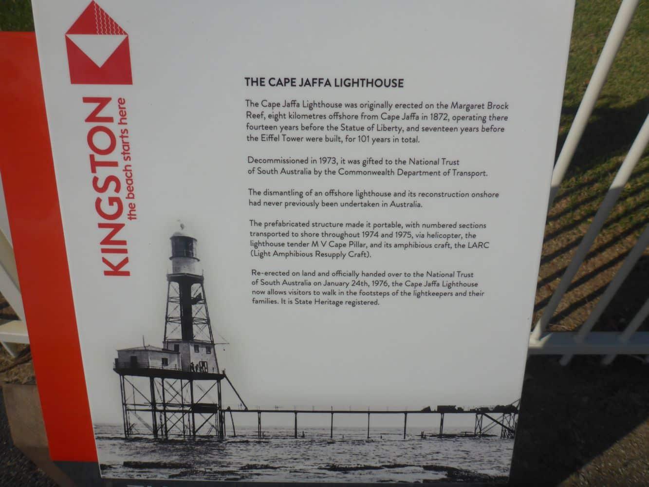 Cape Jaffa Lighthouse Museum 02