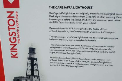 Cape Jaffa Lighthouse Museum-05