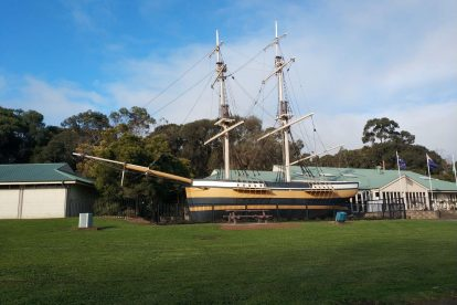 Lady Nelson Visitor Centre-01