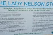 Lady Nelson Visitor Centre