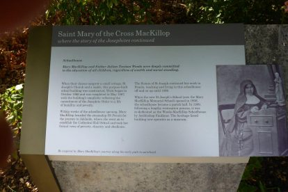 Mary Mac Killop Penola Centre 02