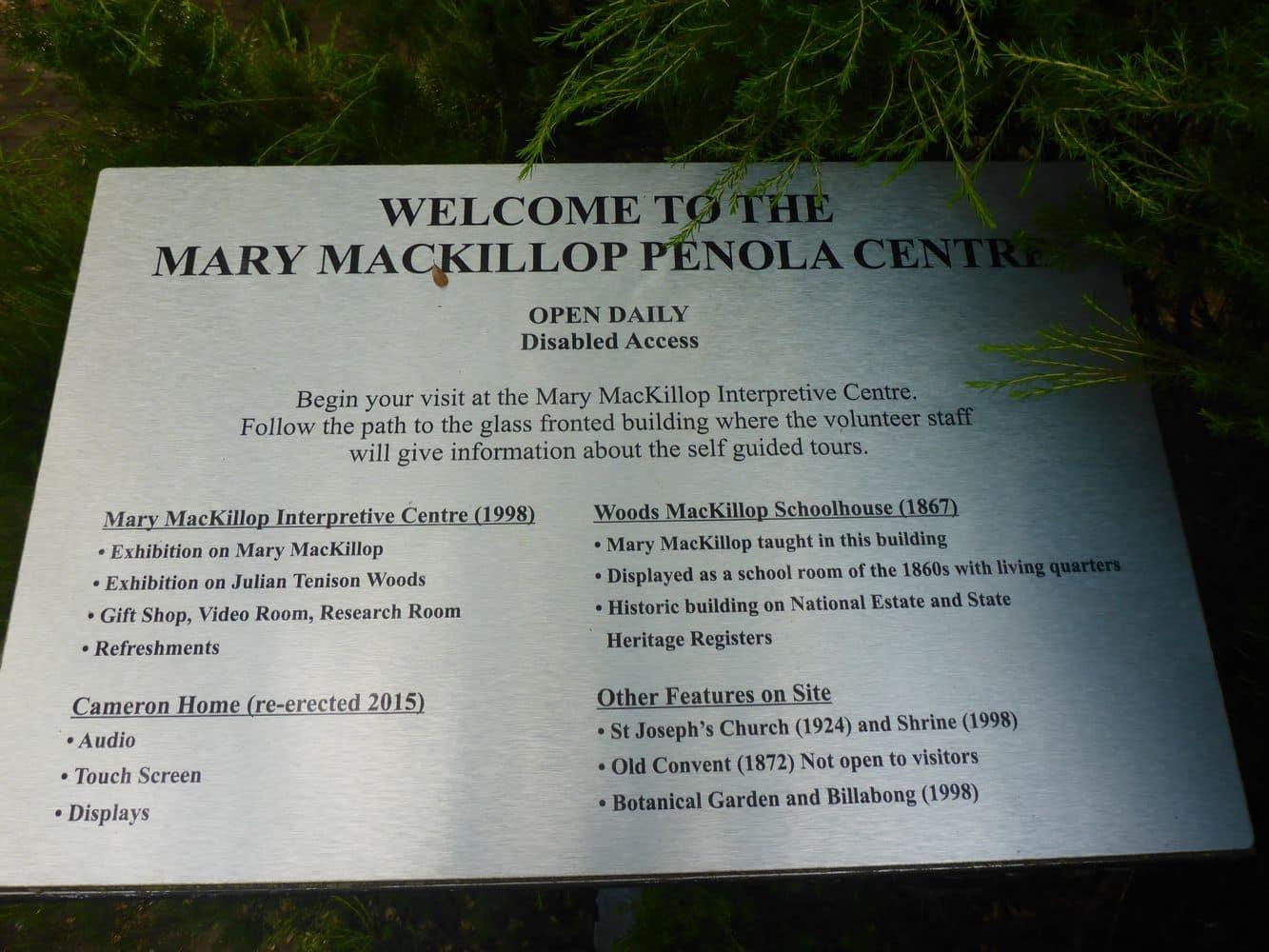 Mary Mac Killop Penola Centre 03