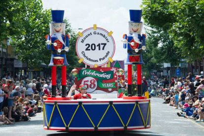 Mount Gambier Christmas Parade 1
