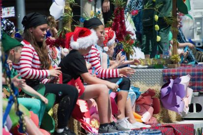 Mount Gambier Christmas Parade 3