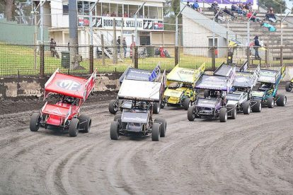 Kings Sprint Car Challenge 5