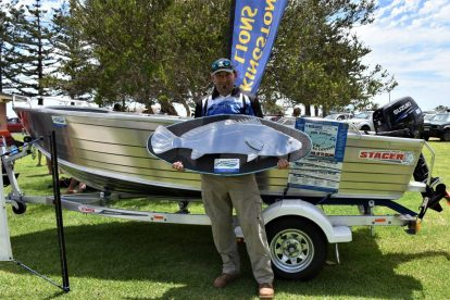 Kingston SE Surf Fishing Contest 2