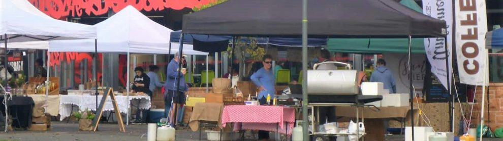 Mount Gambier Library Market