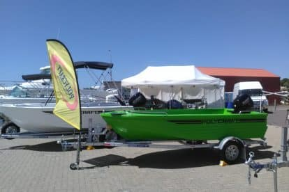 Robe Boat Fishing & Leisure Show