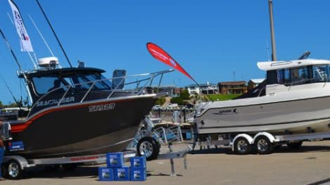 Robe Boat Fishing & Leisure Show featured
