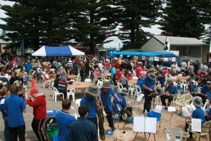 Beachport Market Day
