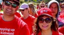Big Red Kidney Walk
